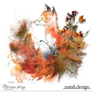 Autumn story Brushes