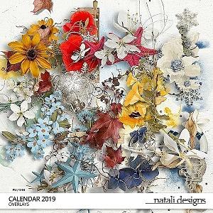 2020 Calendar Overlays