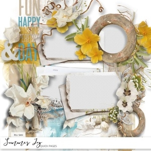 Summer Joy Quick Pages