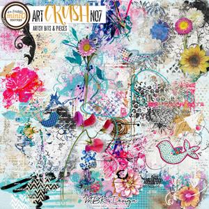 artCRUSH No7 {Artsy Bits & Pieces}