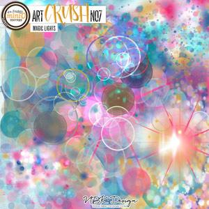 artCRUSH No7 {Magiclights}