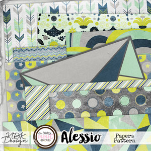 Alessio {Pattern Papers}