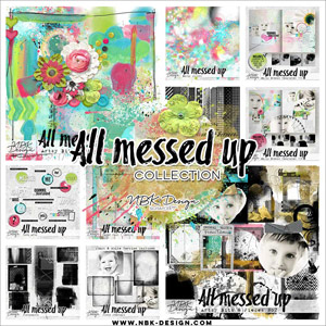 All messed Up {All in one Bundle}