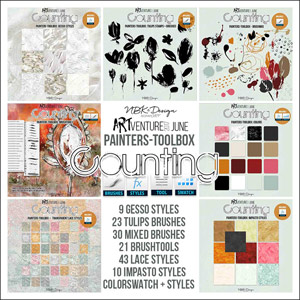 Counting {Painters-Toolbox}