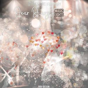 Dear Diary {MagicLights)