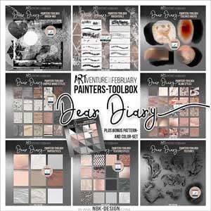 Dear Diary {Painters-Toolbox}