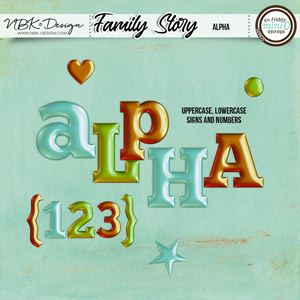 Family Story {Alpha}
