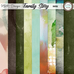 Family Story {Papers}