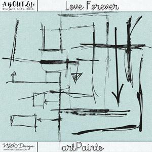 Love Forever {artPaints}