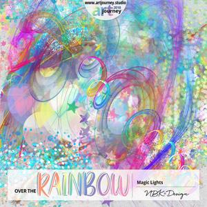 Over the Rainbow {Magiclights}