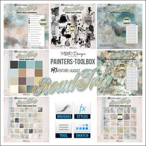 Roadtrip {Painters-Toolbox}