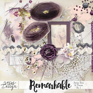 Remarkable {Artsy Bits and Pieces Pack A}