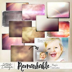 Remarkable {Magic Textures}