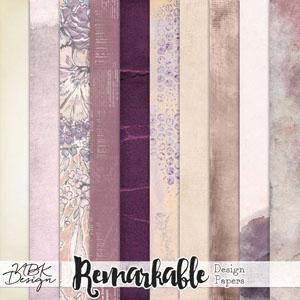 Remarkable {Paper-Pack Design}