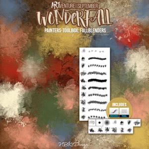 WonderFall {Painters-Toolbox: Fallblenders}