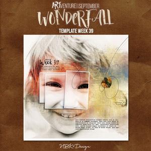 WonderFall {Template 39}