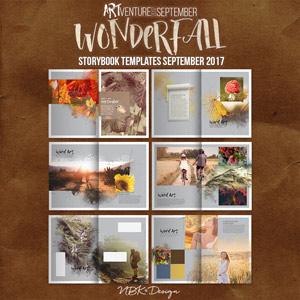 WonderFall {Storybook-Album September 2017}