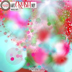 artCRUSH No1 {Magic-lights}
