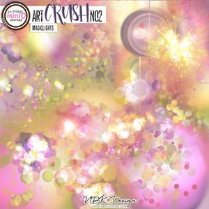 artCRUSH No2 {Magic-lights}