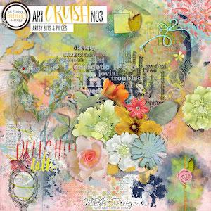 artCRUSH No3 {Artsy Bits & Pieces}