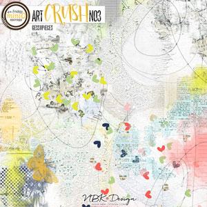 artCRUSH No3 {Gessopieces}