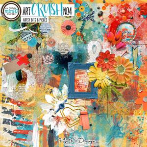 artCRUSH No4 {Artsy Bits & Pieces}