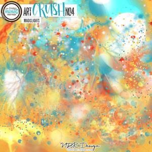 artCRUSH No4 {Magic-lights}