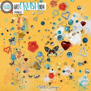 artCRUSH No4 {Sprinkles}