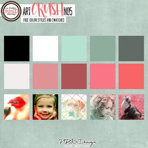 artCRUSH No5 {Colors}