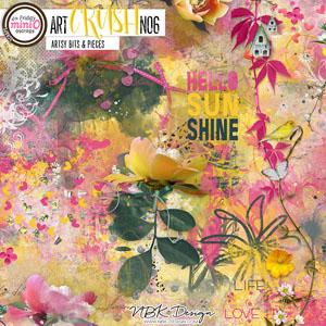 artCrushNo6 {Artsy Bits & Pieces}