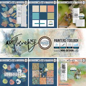 artTherapy No2 {Painters-Toolbox}