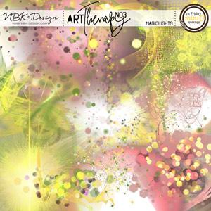 artTherapy No3 {Magic Lights}