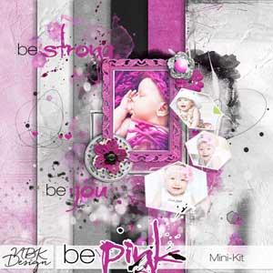 be Pink {Mini-Kit}