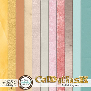 Candy Crush {Papers Solids}