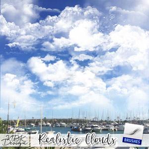 Realistic Clouds {CU or PU}