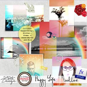 Happy Life {Toolbox}