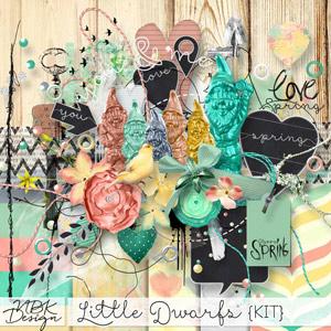 Little Dwarfs {Kit}