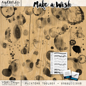 Make a Wish {Bubblicious}