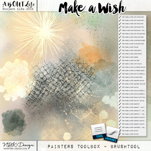 Make a Wish {Brushtools}