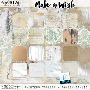 Make a Wish {Painter-Toolbox: Shabby-Styles}