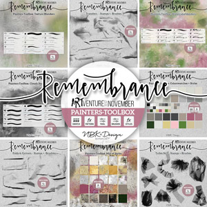 Remembrance {Painters-Toolbox}