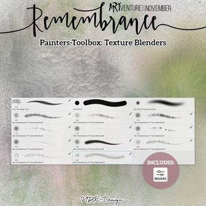 Remembrance {Painters-Toolbox: Textureblenders}