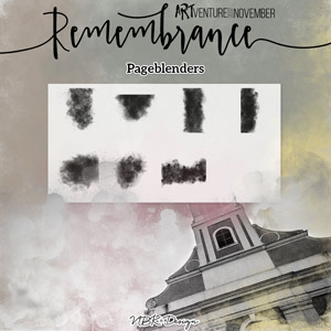 Remembrance {Page Blenders}