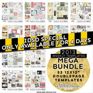 52 Template Collection 2013 - MEGA XXL Pack
