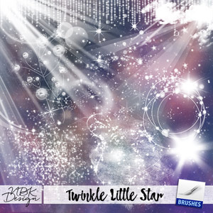 Twinkle Little Star {Brushes}