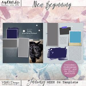 New Beginning {Template 04}