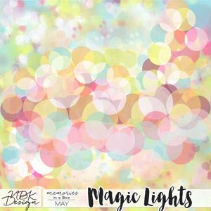 May {Magic Lights N' Glows}