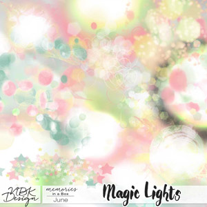 June {Magic Lights N' Glows}