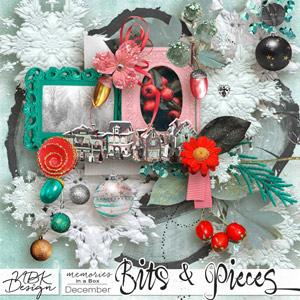 December {Bits & Pieces}