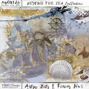 Beyond the Sea {Artsy Bits & Pieces}